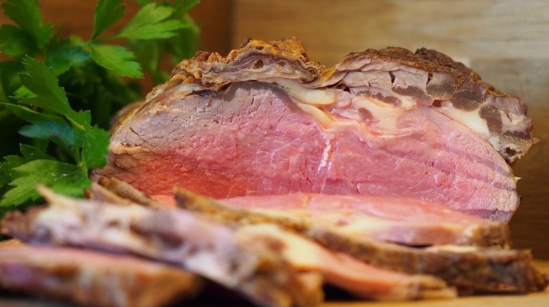 Roast beef | © jereskok / Pixabay