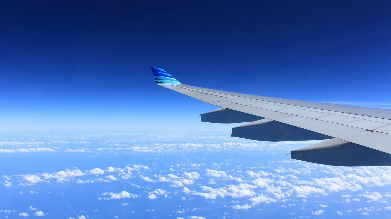 Plane|©Fuzz/Pixabay