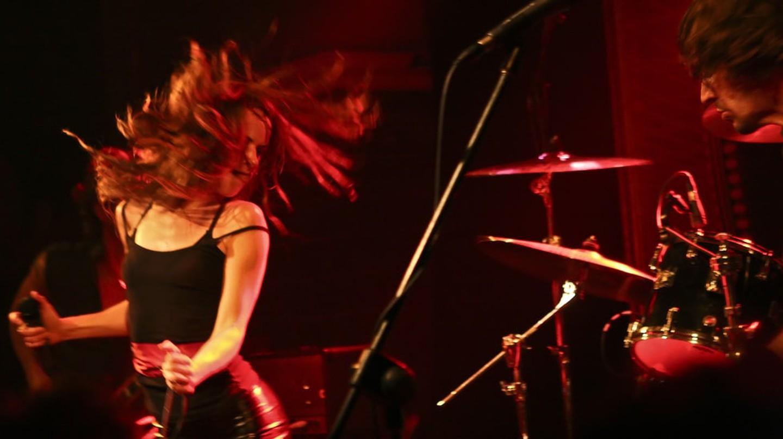 Juliette and the Licks Live at the Zappa Club, Tel Aviv   © Niv Singer / Flickr
