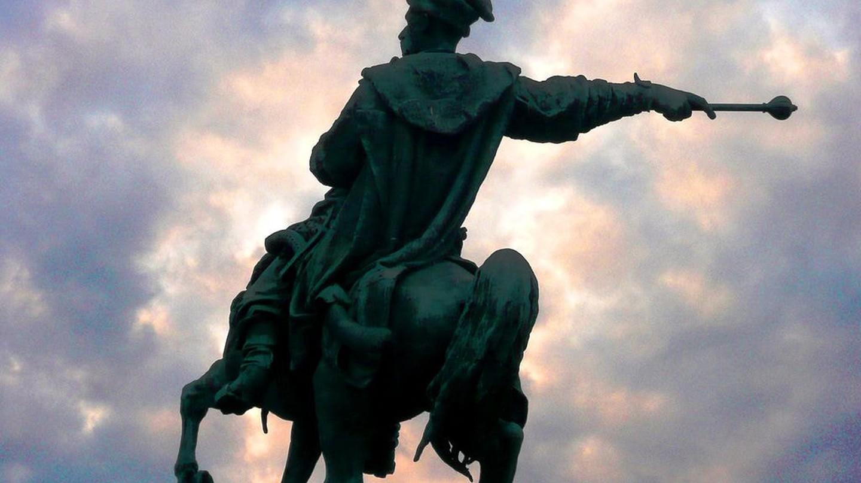 Bohdan Khmelnytsky monument ©Timchenko Victor/WikiCommons