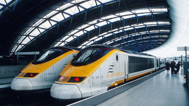 Eurostar  ©Herbert Ortner / WikiCommons