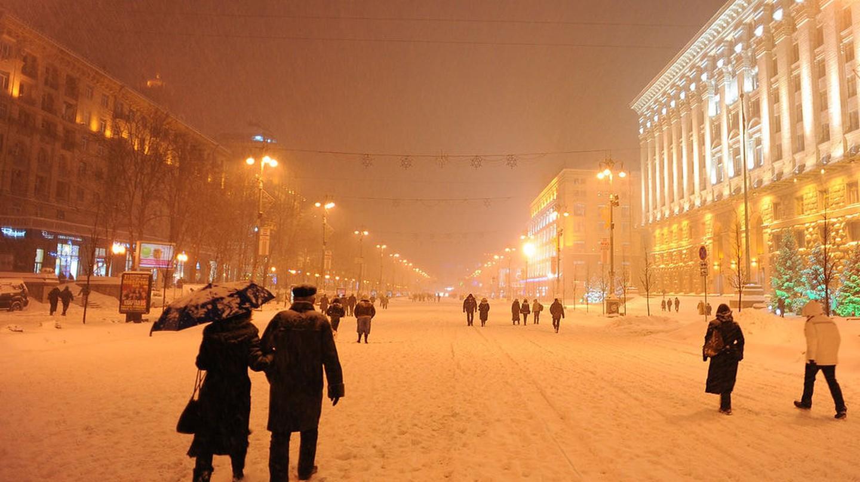 Khreshchatyk street | ©Mstyslav Chernov/WikiCommons