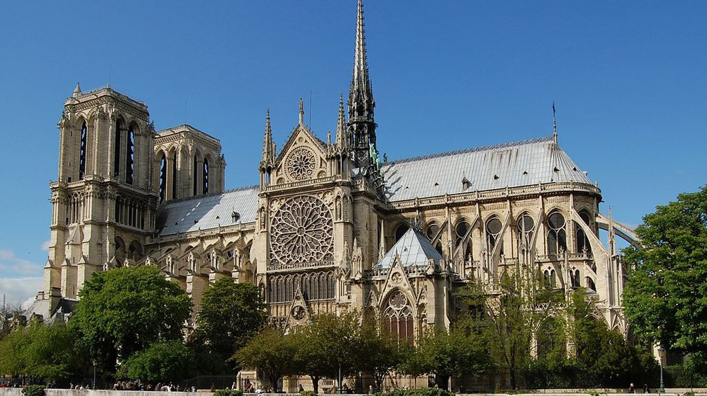 Notre Dame |© Wikimedia Commons