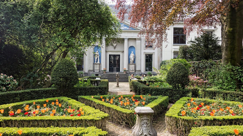Museum van Loon's gardens