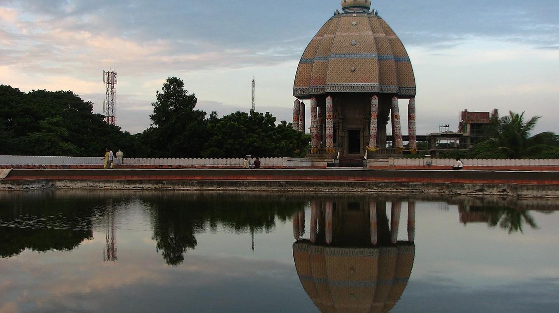 Valluvar Kottam is one of Chennai's most popular modern monuments  