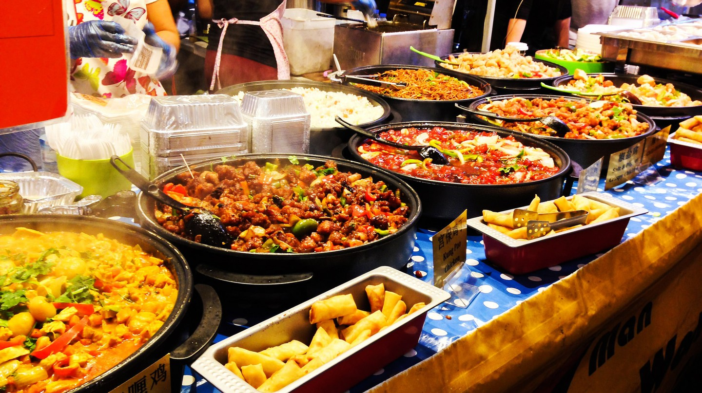Chinese food | © Run Mizumushi-Kun /Flickr