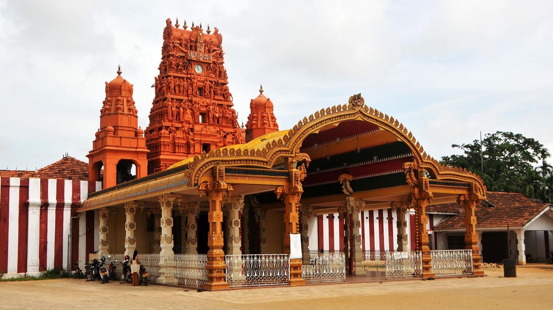 Nallur Kandasamy Kovil in Jaffna | © Amila Tennakoon/ Flickr
