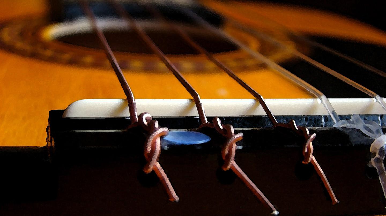 Guitar strings | © Axel/Flickr