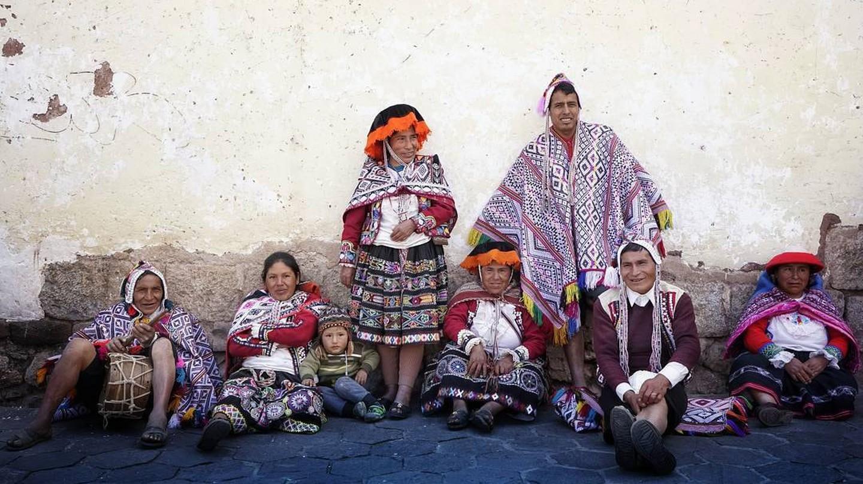 Cusco traditional dress | © Gavriil Papadiotis / Flickr
