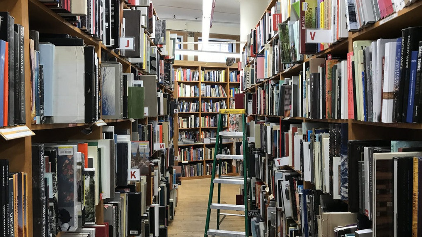 Book store | © Photopin/ CTG/SF The Strand Bookstore, New York