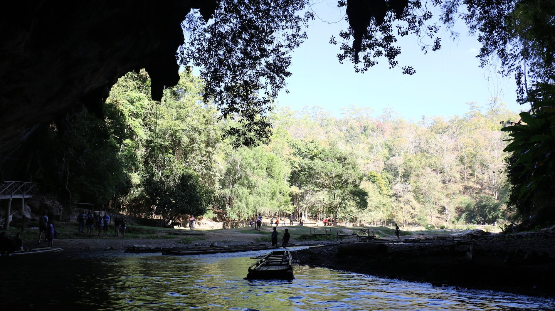 Tham Lot Cave, Mae Hong Son | © 家禎 張/Flickr