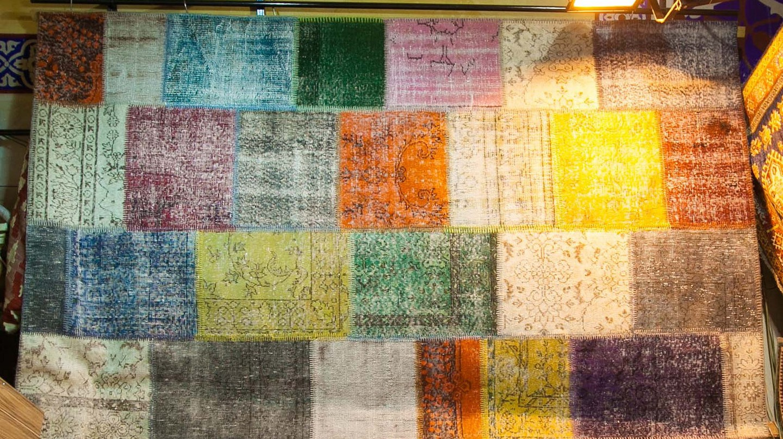 Turkish Carpet   © JD Lasica/Cruiseable.com/Flickr