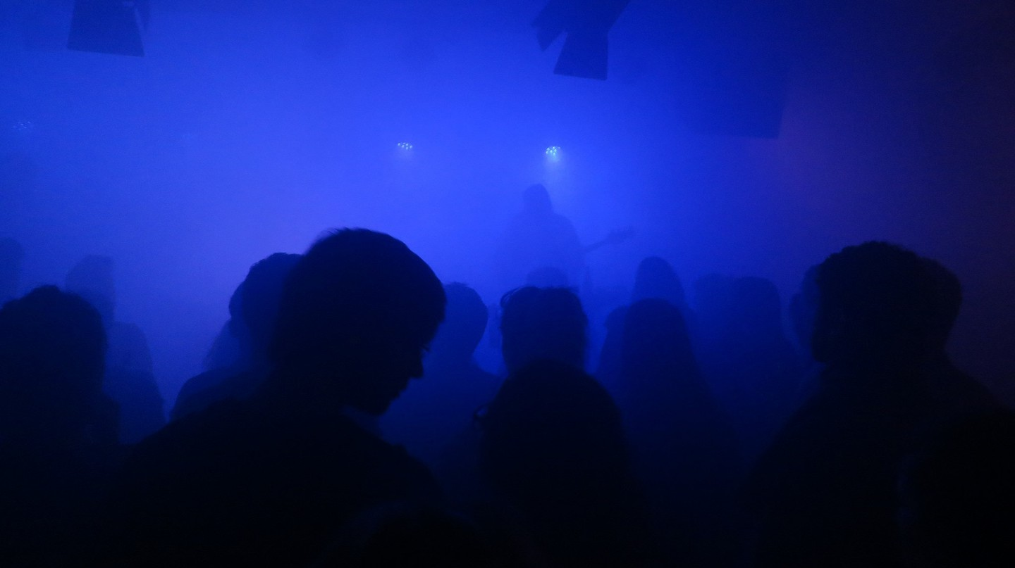 Crowd at Berlin Nightclub | © Martin Fisch/Flickr