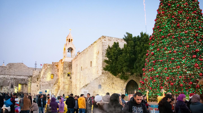 Christmas in Bethlehem | ©Ben & Gab / Flickr