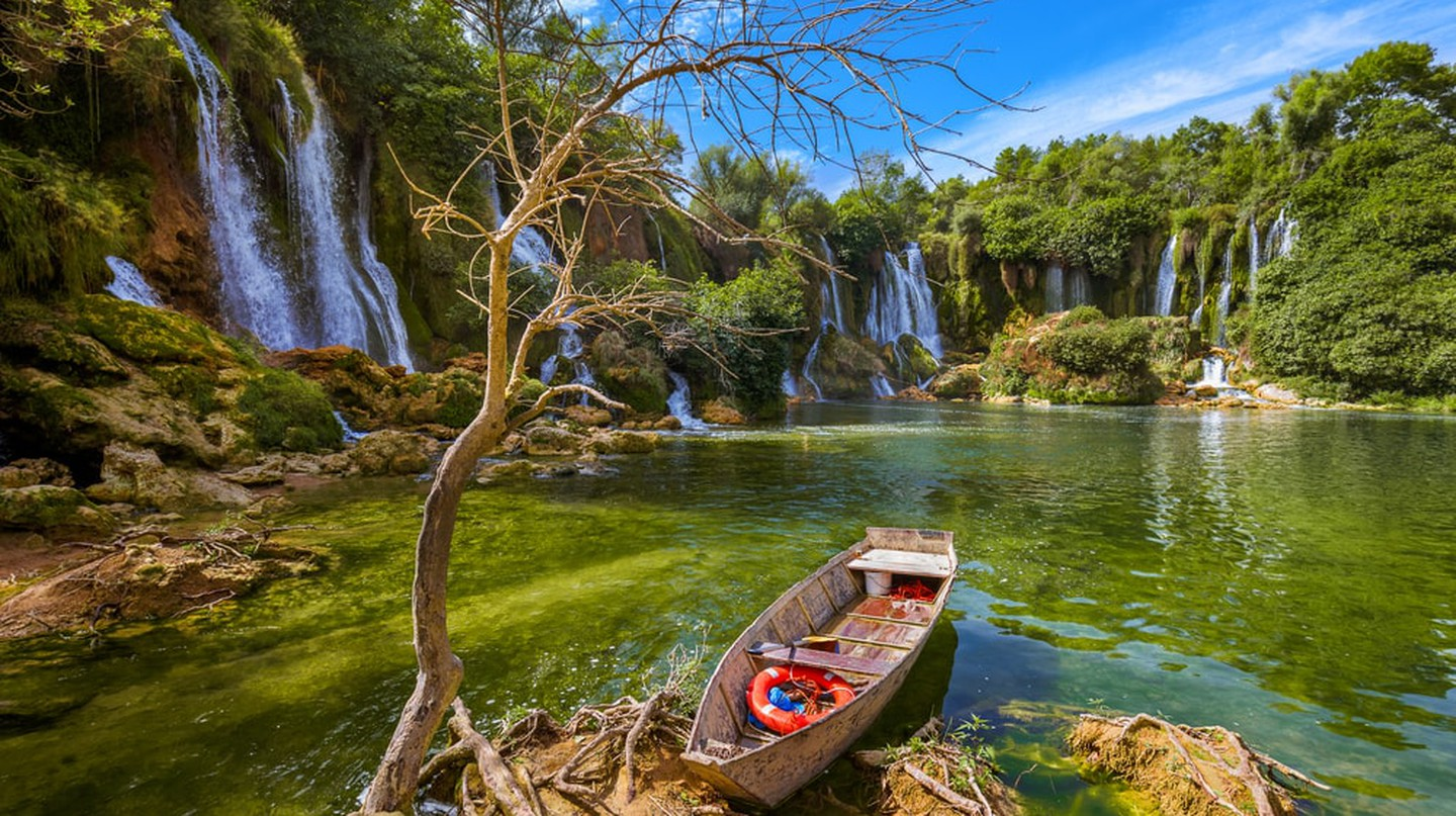 Kravice waterfall in Bosnia and Herzegovina | © Tatiana Popova/Shutterstock