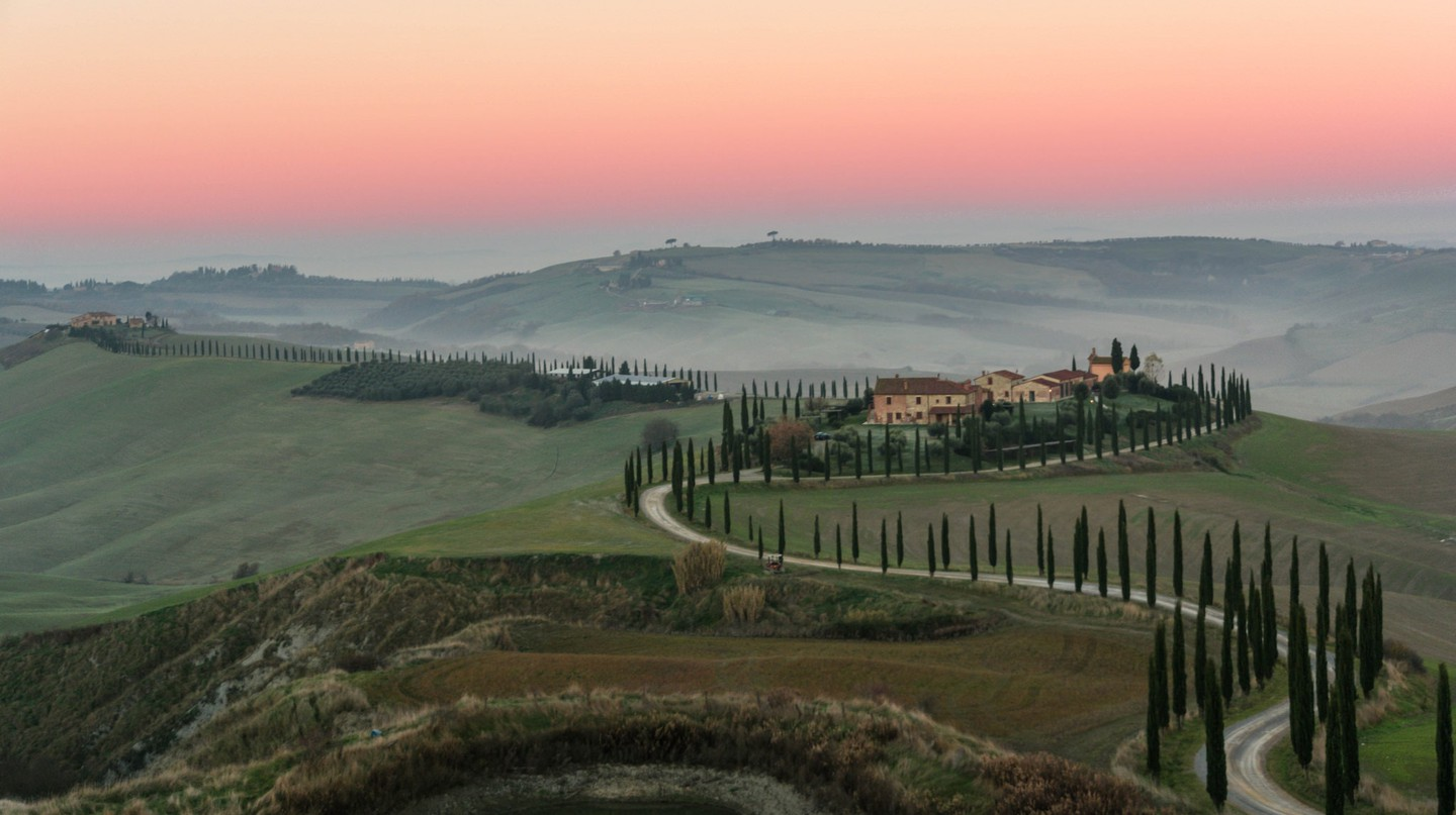 Tuscan Panorama|©Antonio Cinotti/Flickr