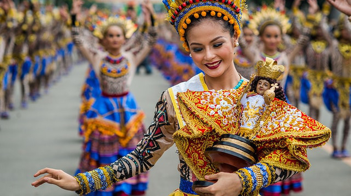 Cebu's Sinulog | © Rodney Ee via Flickr
