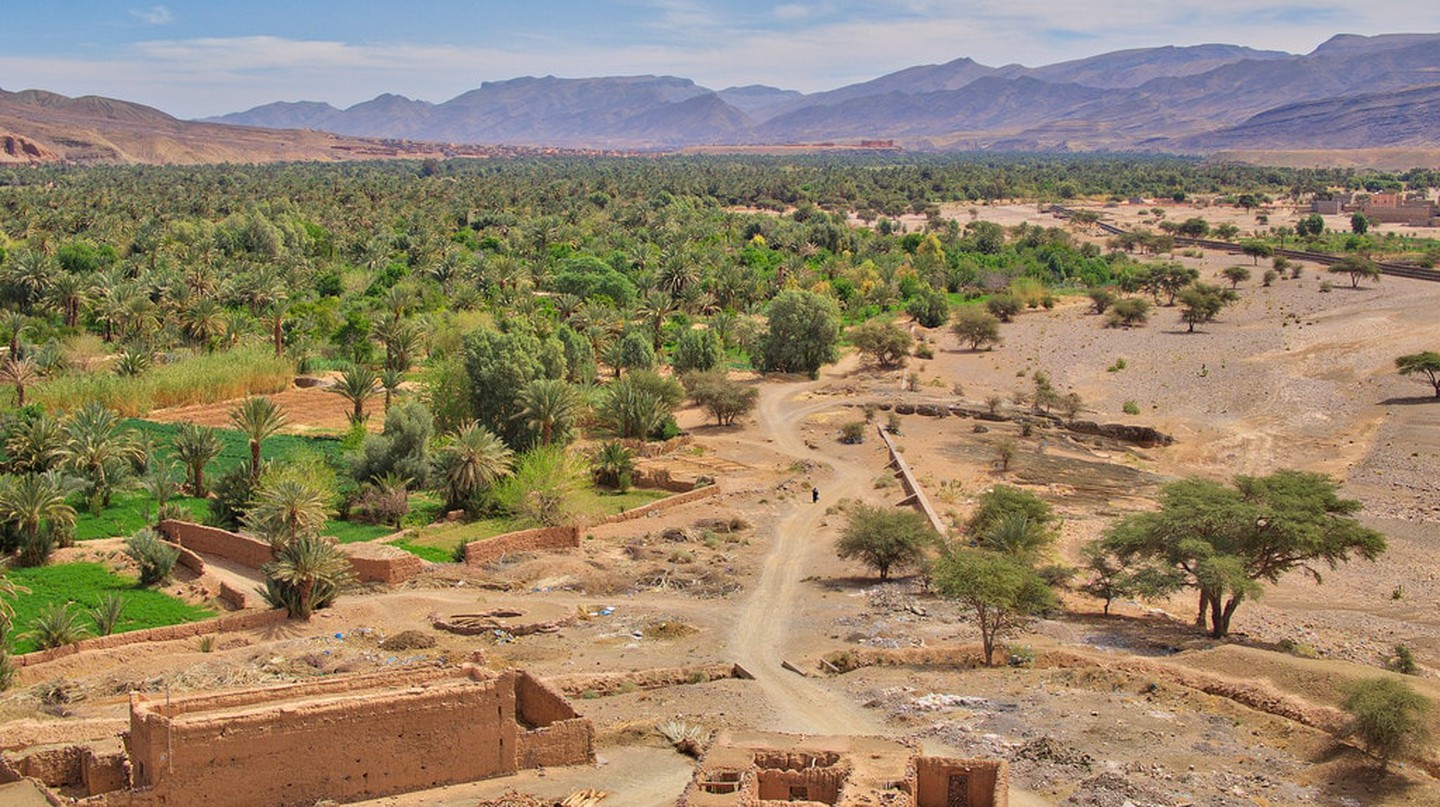 All the Ways to Go Off the Grid in Morocco