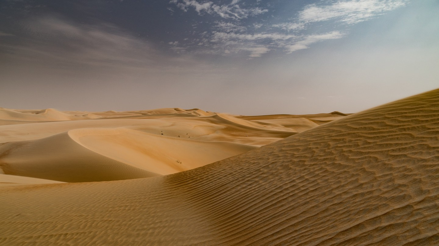The Empty Quarter