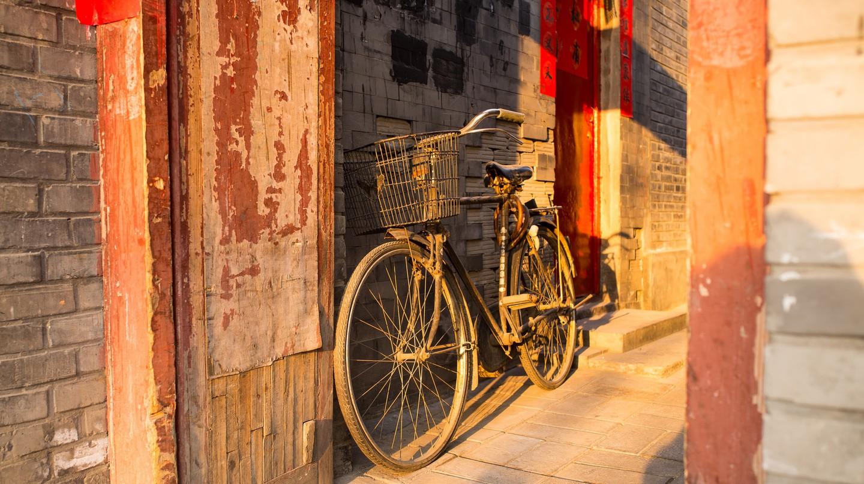Beijing hutong | © Roman Boed / Flickr