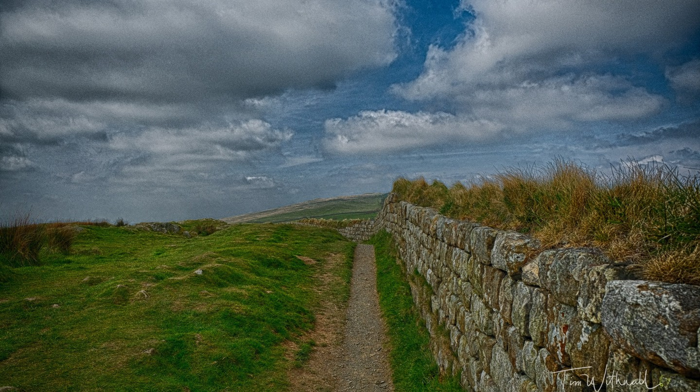 Hadrians Wall | © Tim Withnall/Flickr