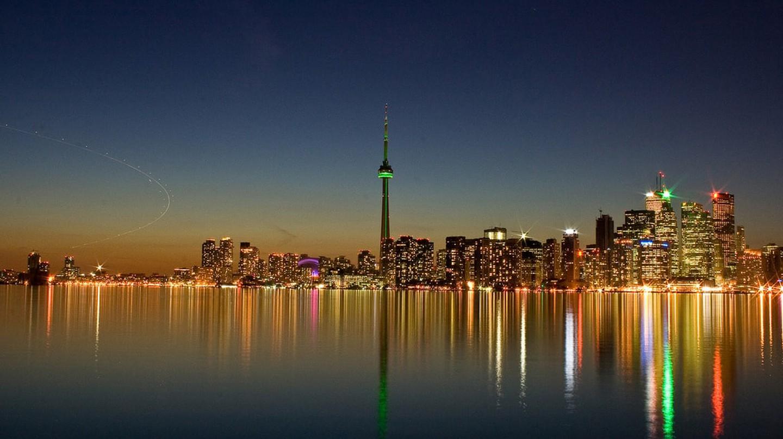 Toronto Skyline   © Abi K / Flickr