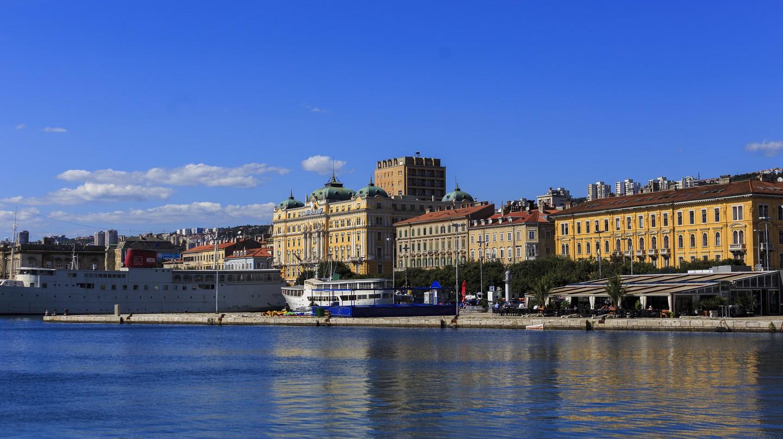 Rijeka waterfront | © Bernhard Wintersperger/Flickr