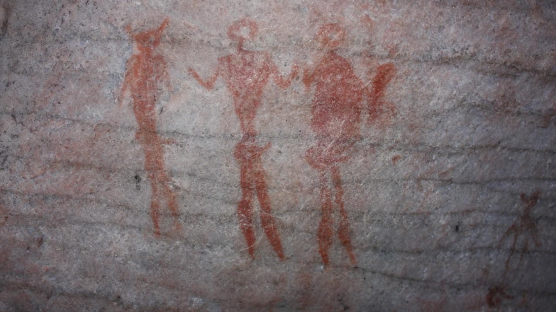 Khoisan rock art |© Matthew philogene / Flickr