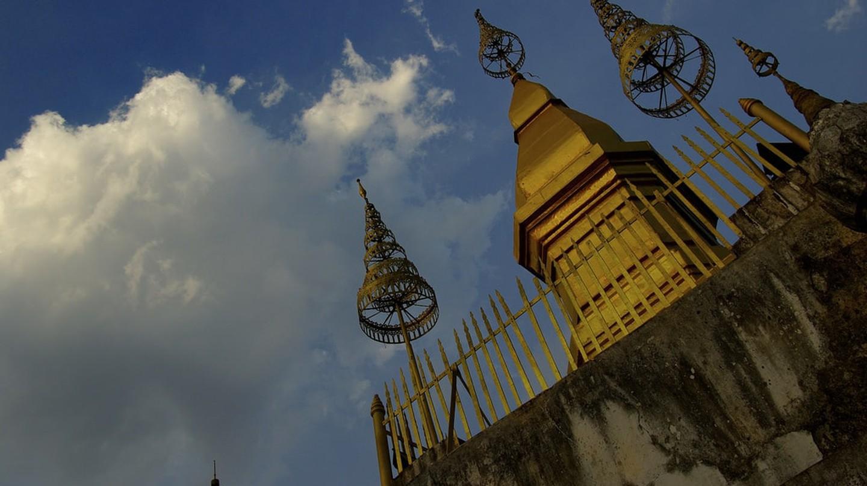Mt Phou Si a Luang Prabang | © Peverus/Flickr