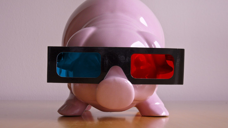 3D glasses | © sardenacarlo/Pixabay