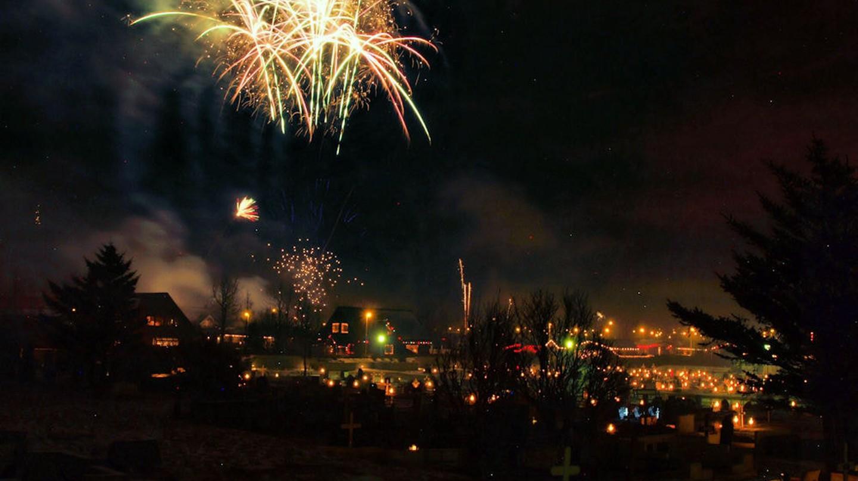 New Year's Eve 2   © Atli Hardarson / Flickr