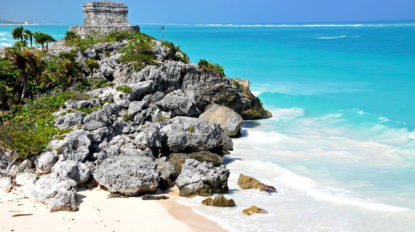 Ruins of Tulum │© Dennis Jarvis / flickr