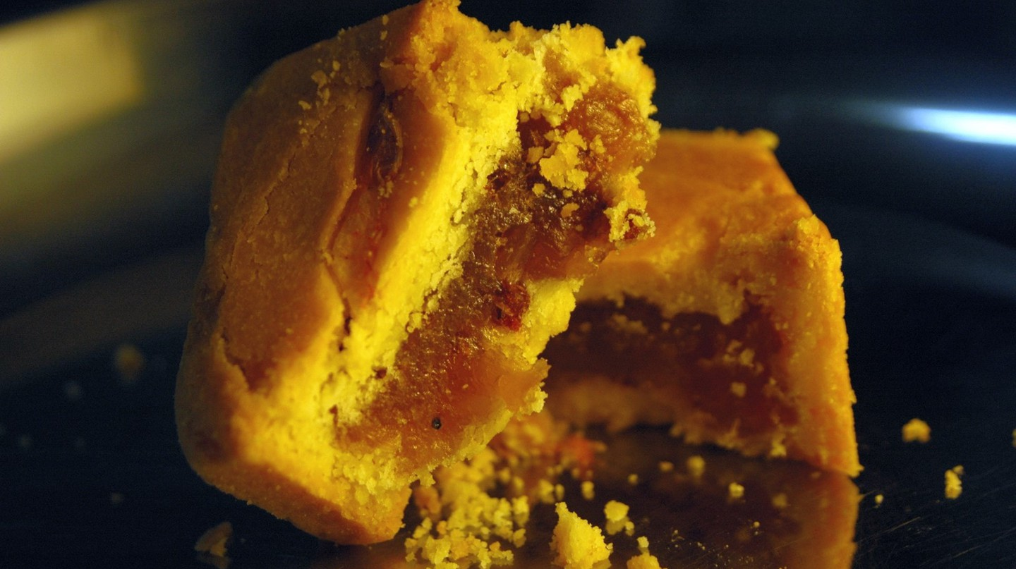 Taiwan's ever popular pineapple cake | © Taco Huang / Flickr