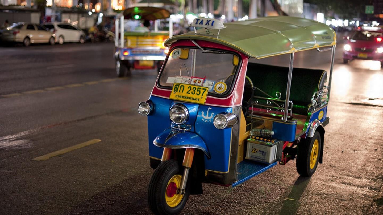 Tuk tuk | ©Colin Tsoi/Flickr