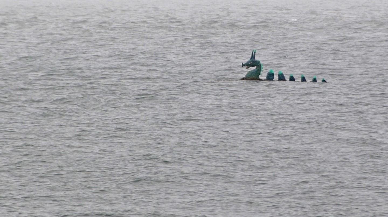 Loch Ness Monster on Holiday| © Dennis Jarvis/Flickr