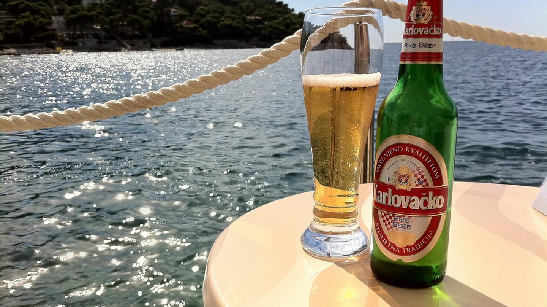Beer in Croatia | © S J Pinkney/Flickr