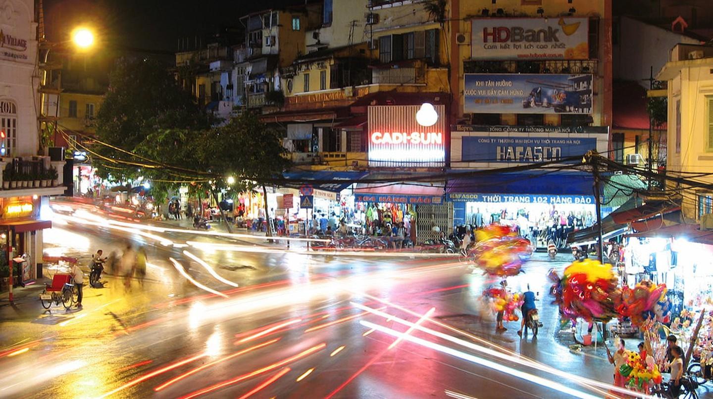 Chaos of Vietnam | © spotter_nl/Flickr