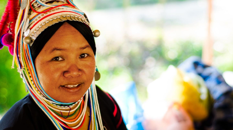 Akha woman, Northern Thailand | © Justin Vidamo/Flickr