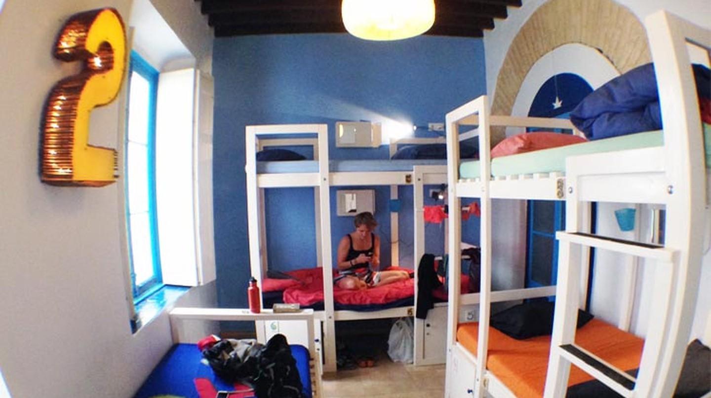 Casa Caracol, Cádiz; courtesy Casa Caracol