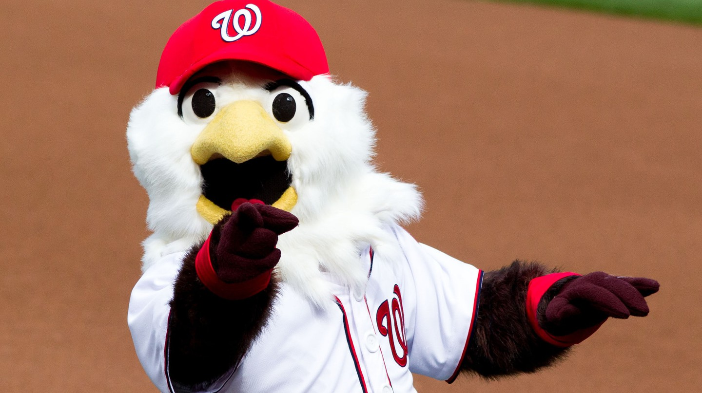 The Washington Nationals have never won the World Series