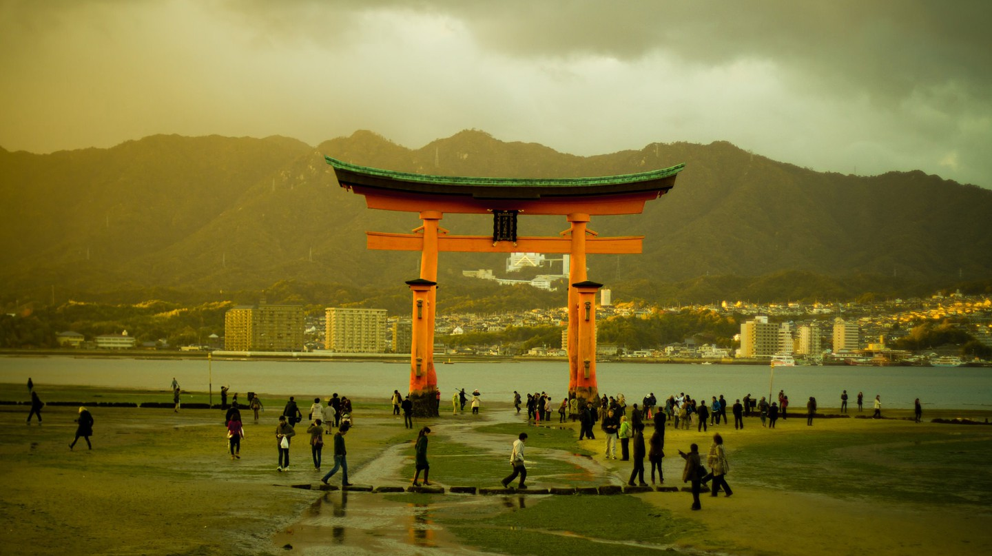 Itsukushima Shrine | © Freedom II Andres/ Flickr