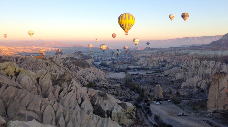 Cappadocia | ©  LWYang / Flickr