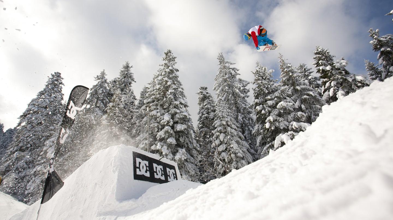 Georgi Peltekov-Gumata competing at DC Big Spin, Borovets | © Constantine Trupcheff/Flickr
