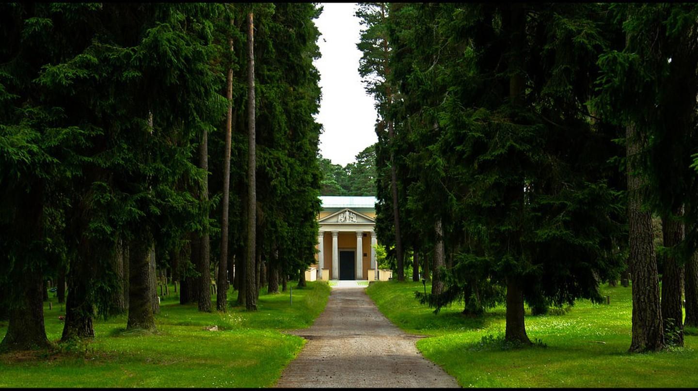 Seven Springs Way at Skogskyrkogarden   © Guillén Pérez / Flickr