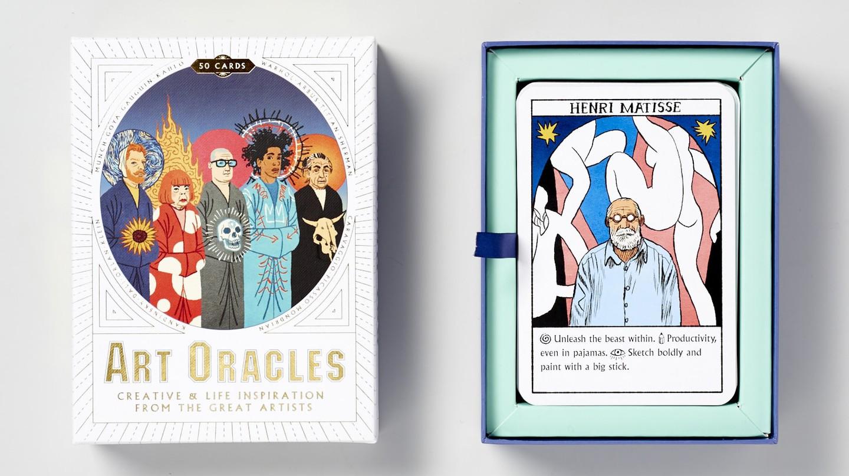 Art Oracles | Courtesy of Laurence King Publishing