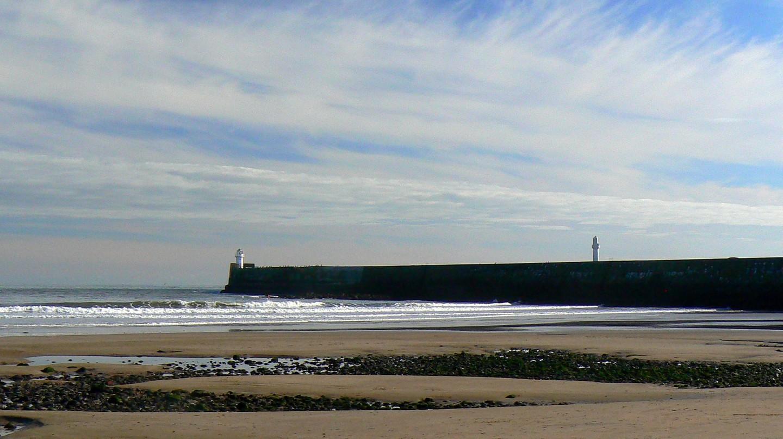 Aberdeen Breakwater | © Nick Bramhall / WikiCommons