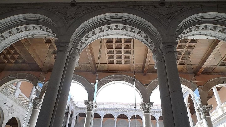 Inside the Alcázar de Toledo | © Eunostos / WikiCommons