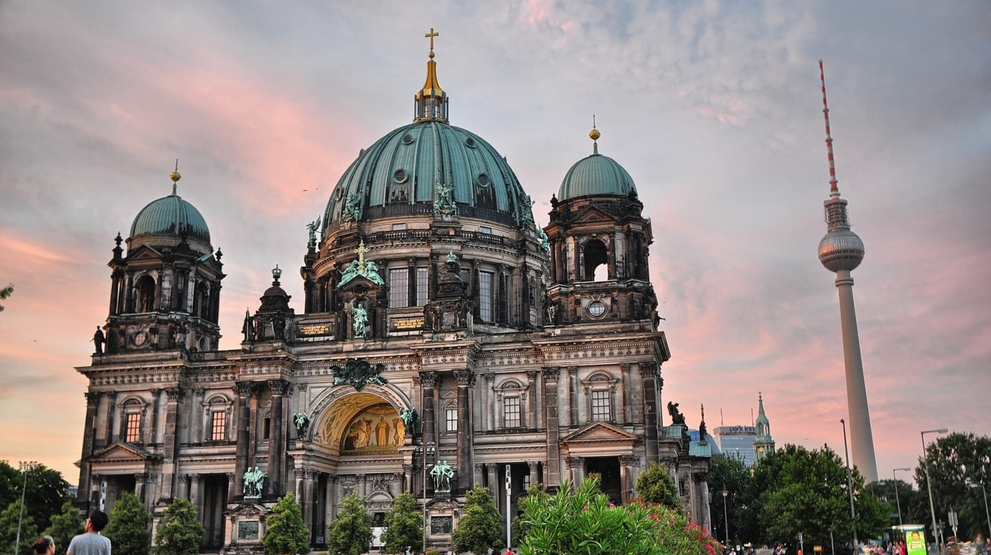 Berlin Cathedral | © athree23 / Pixabay