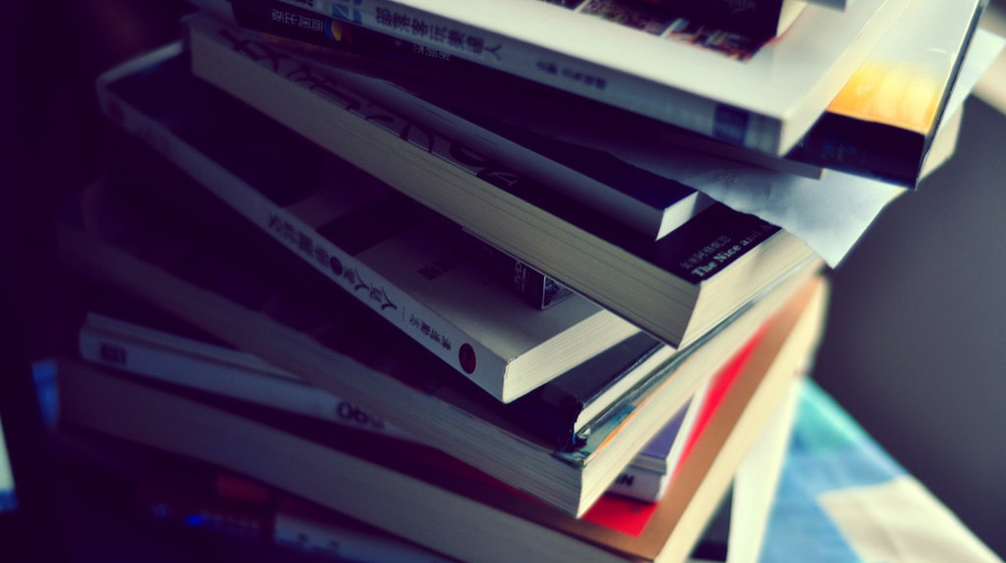 Books in Malaysian literature © nash/Flickr