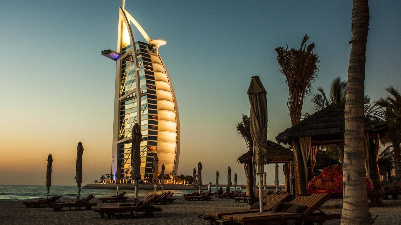 Burj Al Arab | © Free-Photos / Pixabay